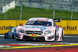 21.05.2016, Red Bull Ring, Spielberg, AUT, DTM, Red Bull Ring Spielberg, Rennen, im Bild Lucas Auer (AUT / BWT Mercedes-AMG) // during the race of the DTM at the Red Bull Ring, Spielberg, Austria on 2016/05/21, EXPA Pictures © 2016, PhotoCredit: EXPA/ Erwin Scheriau