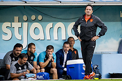 August 1, 2018 - MalmÅ, Sweden - 180801 Coach Antonio Conceicao Silva Oliveira of Cluj during the UEFA Champions League qualifying match between MalmÅ¡ FF and Cluj on August 1, 2018 in MalmÅ¡..Photo: Ludvig Thunman / BILDBYRN / kod LT / 35511 (Credit Image: © Ludvig Thunman/Bildbyran via ZUMA Press)