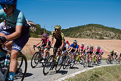 Lucy Kennedy (AUS) at the 2020 Clasica Feminas De Navarra, a 122.9 km road race starting and finishing in Pamplona, Spain on July 24, 2020. Photo by Sean Robinson/velofocus.com