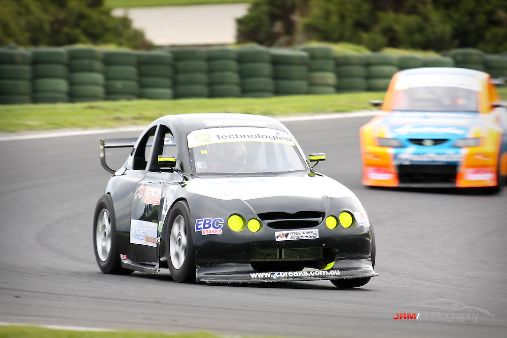 Round 4, Australian Gt Championship, Phillip Island, Australia.