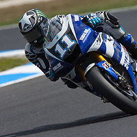 2011 MotoGP World Championship, Round 16, Phillip Island, Australia, 16 October 2011, Ben Spies