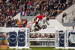 Balsinger Bryan, SUI, Clouzot de Lassus<br /> Jumping International de La Baule 2019<br /> <br /> 17/05/2019