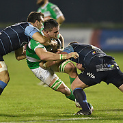 20161104 Rugby, Guinness PRO12 : Benetton Treviso vs Cardiff Blues