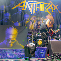 Anthrax & Lamb of God