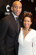 NEW YORK, NY-NOVEMBER 18: Author/Activist Valeisha Butterfield Jones, CEO & Founder, WEEN and her husband,  Dahntay Jones Jr. attend the 5th Annual W.E.E.N Awards held at the The Schomburg Center for Research in Black Culture on November 18, 2015 in Harlem, New York City.  (Photo by Terrence Jennings/terrencejennings.com)