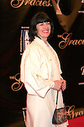 Christiane Amanpour arrives at The 33rd Annual American Women in Radio & Television's Gracie Allen Awards held at Marriot Marquis Hotel on May 28, 2008..The year 2008 marks the 57th Anniversary of American Women in Radio & Television(AWRT), the longest established prfessional association dedicated to advancing women in media and entertainment. AWRT carries forth the mission by educating, advocating and acting as a resource to its members and the industry at large.