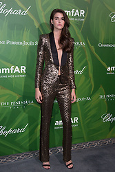 Vanessa Moody attends amfAR Paris Dinner 2018 at The Peninsula Hotel during Paris Haute Couture Fall Winter 2018/2019 in Paris, France on July 04, 2018. Photo by Nasser Berzane/ABACAPRESS.COM