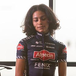 03-01-2020: Wielrennen: Teampresentatie Corendon: Amsterdam<br />Ceylin del Carmen Alvarado
