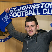 St Johnstone Sign Michael Coulson