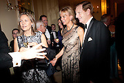 MRS. ARNAUD BAMBERGER; EARL AND COUNTESS OF DERBY, The cartier Racing Awards hosted by Arnaud Bamberger and the hon Harry Herbert. Claridges. London. 17 November 2009.