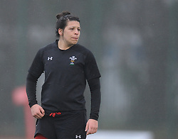 Wales women's Rebecca De Filippo<br /> <br /> Photographer Mike Jones/Replay Images<br /> <br /> International Friendly - Wales women v Ireland women - Sunday 21st January 2018 - CCB Centre for Sporting Excellence - Ystrad Mynach<br /> <br /> World Copyright © Replay Images . All rights reserved. info@replayimages.co.uk - http://replayimages.co.uk