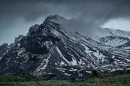 Iceland is filled with interesting rock sculptures, lava formations, volcanoes and mountains of all shapes and sizes. In the Westfjords, you can find high table-top mountains with narrow fjords in between. And the mountains by the fjords in the east of the country are more rugged and harsh.