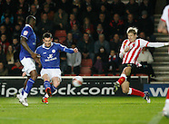 Southampton v Leicester City 230112