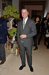 JEREMY HACKETT at a reception hosted by Wei Koh founder of The Rake Magazine and Thomas Kochs General Manager of Claridge's to celebrate London Collections: Man 2014 at Claridge's, Brook Street, London on 5th January 2014.