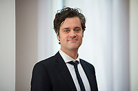 DEU, Deutschland, Germany, Berlin, 14.02.2017: Portrait Prof. Dr. Johannes Becker, Direktor am Institut für Finanzwissenschaft der Universität Münster.