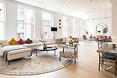 52 Lispenard Street: Model Apartments