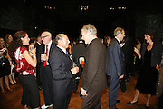 Richard Wilson, Sir Ian McKellen, Sadler's Wells Celebrates. Benefit evening for Sadler's Wells hosted by Angela Bernstein and Alistair Spalding. The Royal Horticultural Halls. London. 25 September 2006. -DO NOT ARCHIVE-© Copyright Photograph by Dafydd Jones 66 Stockwell Park Rd. London SW9 0DA Tel 020 7733 0108 www.dafjones.com