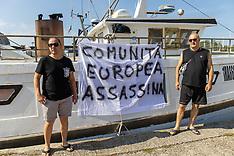 20210612 PROTESTA PESCATORI PORTO GARIBALDI