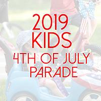 Norwood 2019 Kids 4th of July Parade