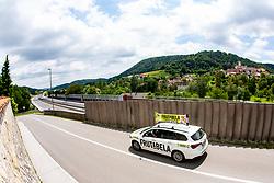 Frutabela car at Visnja Gora during the 5th Stage of 27th Tour of Slovenia 2021 cycling race between Ljubljana and Novo mesto (175,3 km), on June 13, 2021 in Slovenia. Photo by Matic Klansek Velej / Sportida