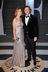 Olivia Wilde and Jason Sudeikis attending the 2018 Vanity Fair Oscar Party hosted by Radhika Jones at Wallis Annenberg Center for the Performing Arts on March 4, 2018 in Beverly Hills, Los angeles, CA, USA. Photo by DN Photography/ABACAPRESS.COM