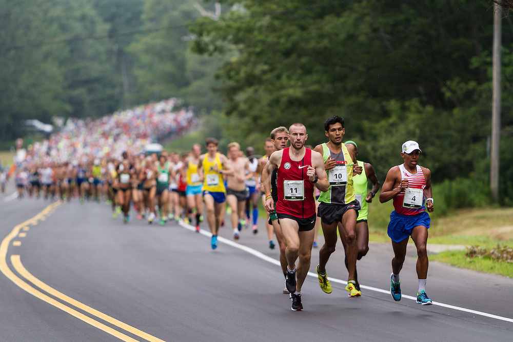 Beach to Beacon 10K: chase pack Solinsky, Cabada, Keflezighi