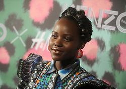 Lupita Nyong'o at KENZO x H&M.<br /> (NYC)