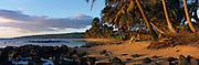Sunset, West Kauai, Hawaii<br />