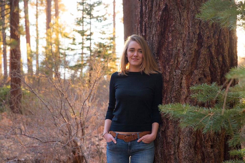 Lake Tahoe Portrait Photography