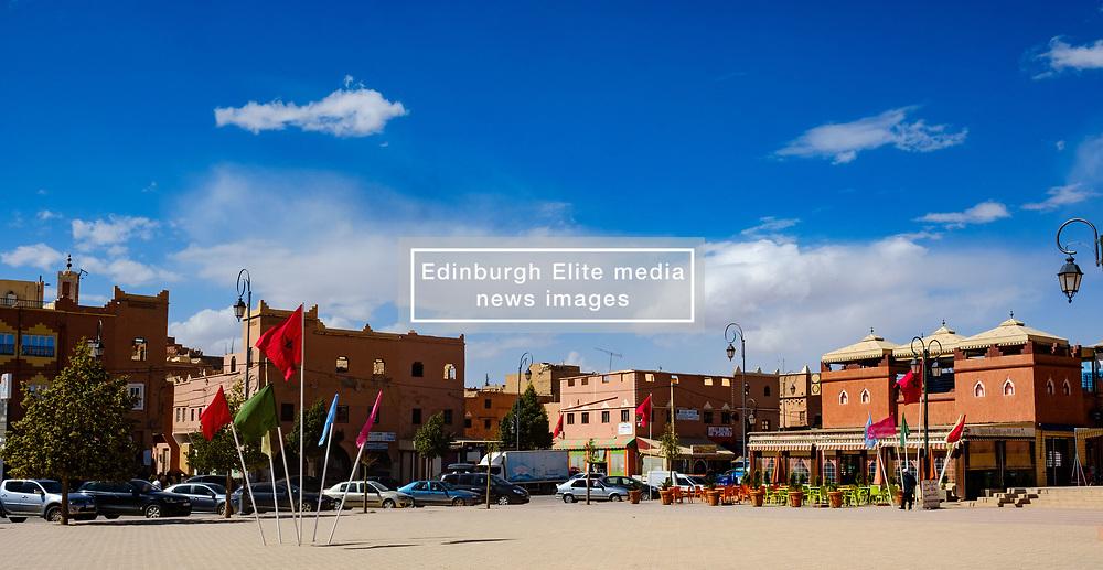 El Kelaa Des M'Gouna, the rose capital of Morocco<br /> <br /> (c) Andrew Wilson   Edinburgh Elite media