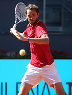 Daniil Medvedev of Russia during the Mutua Madrid Open 2021, Masters 1000 tennis tournament on May 5, 2021 at La Caja Magica in Madrid, Spain - Photo Laurent Lairys / ProSportsImages / DPPI
