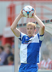 Danny Greenslade of Bristol Rovers - Mandatory by-line: Dougie Allward/JMP - 25/07/2015 - SPORT - FOOTBALL - Cheltenham Town,England - Whaddon Road - Cheltenham Town v Bristol Rovers - Pre-Season Friendly
