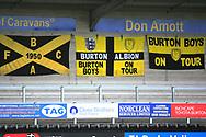 *** during the EFL Sky Bet Championship match between Burton Albion and Wolverhampton Wanderers at the Pirelli Stadium, Burton upon Trent, England on 30 September 2017. Photo by John Potts.
