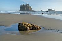 Second Beach Olympic National Park, La Push Washington