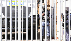 South Africa - Cape Town - 14 October 2020 -  Zane Killian, the man accused of tracking the cellphone of assassinated top cop Charl Kinnea appeared in the Bishop Lavis Magistrates Court. Picture Leon Lestrade African News Agency.