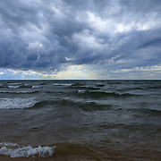 """Lake Michigan in Motion""<br />