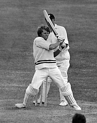Barry Richards, Hampshire, pulls Peter Parfitt, Middlesex, for 2.