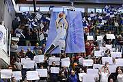 DESCRIZIONE : Beko Legabasket Serie A 2015- 2016 Dinamo Banco di Sardegna Sassari - Manital Auxilium Torino<br /> GIOCATORE : Tifosi Pubblico Spettatori<br /> CATEGORIA : Coreografia Tifosi Pubblico Spettatori Ultras Before Pregame<br /> SQUADRA : Dinamo Banco di Sardegna Sassari<br /> EVENTO : Beko Legabasket Serie A 2015-2016<br /> GARA : Dinamo Banco di Sardegna Sassari - Manital Auxilium Torino<br /> DATA : 10/04/2016<br /> SPORT : Pallacanestro <br /> AUTORE : Agenzia Ciamillo-Castoria/C.Atzori