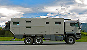 Amazing supersized motor home<br />