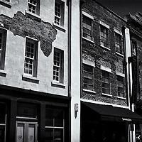 Savannah, GA Old Town area