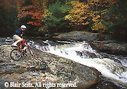 Bear Creek, bicyclist, Bear Creek, Luzerne Co. PA