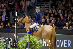 Bertrand Félicie, FRA, Sultane des Ibis<br /> Jumping International de Bordeaux 2020<br /> © Hippo Foto - Dirk Caremans<br />  09/02/2020