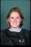 2000 Miami Hurricanes Swimming Head Shots