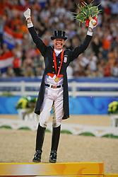 Van Grunsven Anky (NED) <br /> Olympic Games Hong Kong 2008<br /> Photo © Dirk Caremans - Hippo Foto