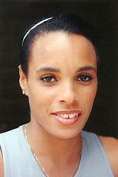 Portrait of a young Cuban woman,