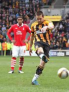 Hull City v Nottingham Forest 210412