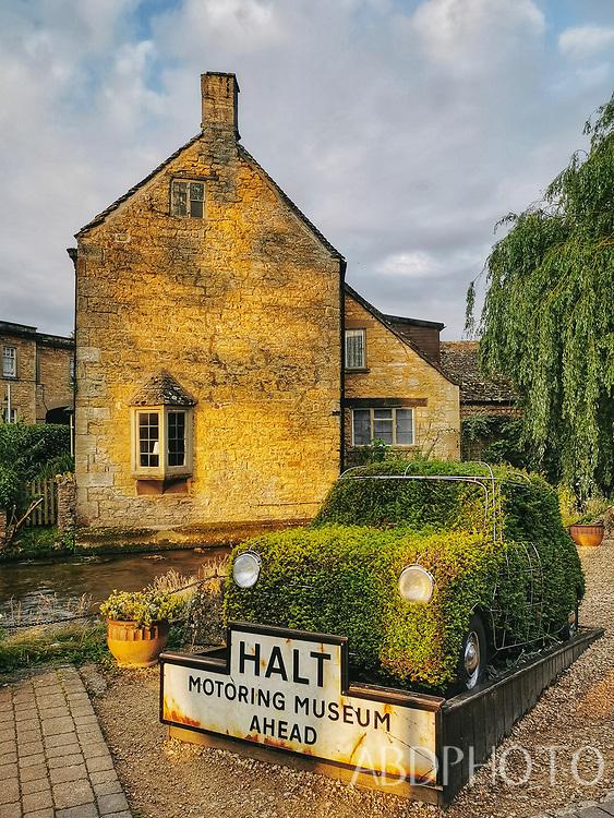 Cotswolds, Gloucestershire, England, UK