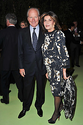 DONALD MOORE and MARINA PALMA at a dinner hosted by Cartier in celebration of the Chelsea Flower Show held at Battersea Power Station, 188 Kirtling Street, London SW8 on 23rd May 2011.