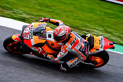 June 1, 2018 - Scarperia, Imola, Italy - 93 MARC MARQUEZ from Spain, HRC Repsol Honda Team, Honda RC213V, Gran Premio d'Italia Oakley, during the Friday FP1 at the Mugello International Circuit for the 6th round of MotoGP World Championship, from June 1st to 3rd - Photo by Felice Monteleone - NuPhoto  (Credit Image: © Felice Monteleone/NurPhoto via ZUMA Press)