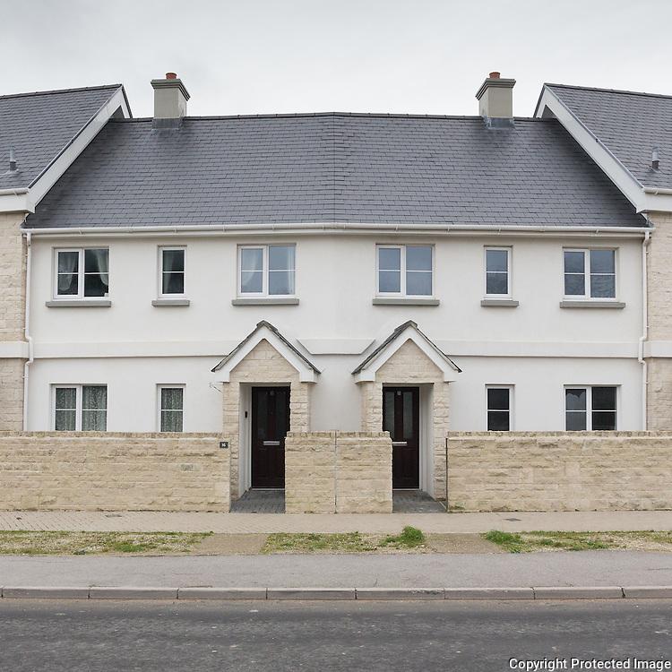 Pennsylvania Heights. 'A Pioneering, Energy Efficient Development of Stunning 3 Bedroom Houses' Portland, Dorset.